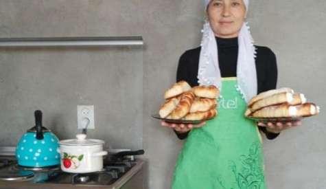 Түркістан: Көпбалалы ана мемлекеттік бағдарламаның көмегімен кондитерлік цех ашты
