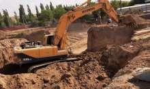 Түркістан: Түлкібас ауданында екі жаңа мектептің құрылысы басталды