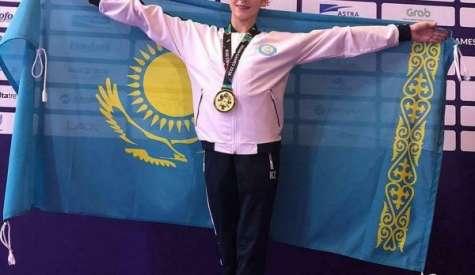 Шымкент: Алина Адильханова – обладательница Олимпийской лицензии